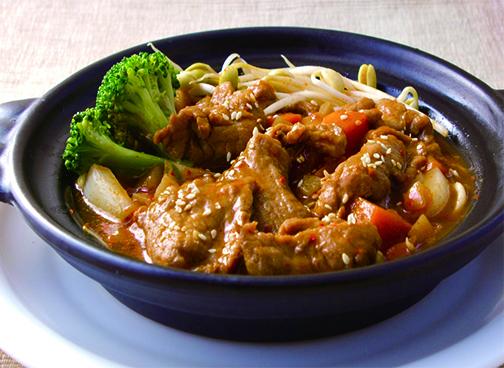 韓式銅盤燒肉
