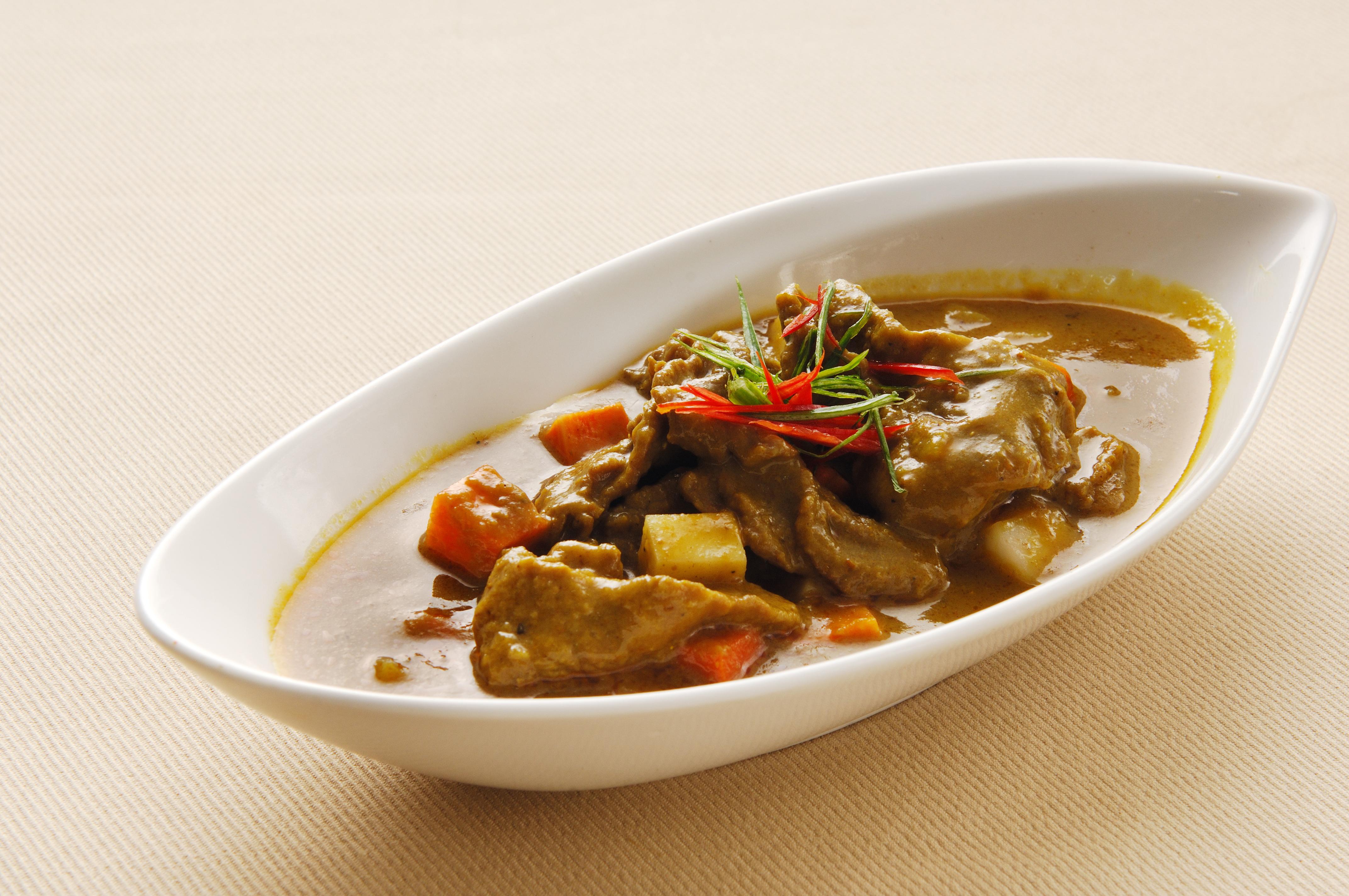 印度牛肉咖哩(N)