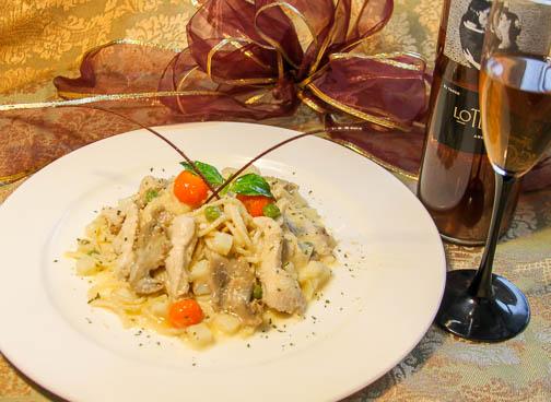 法式奶油蘑菇雞肉